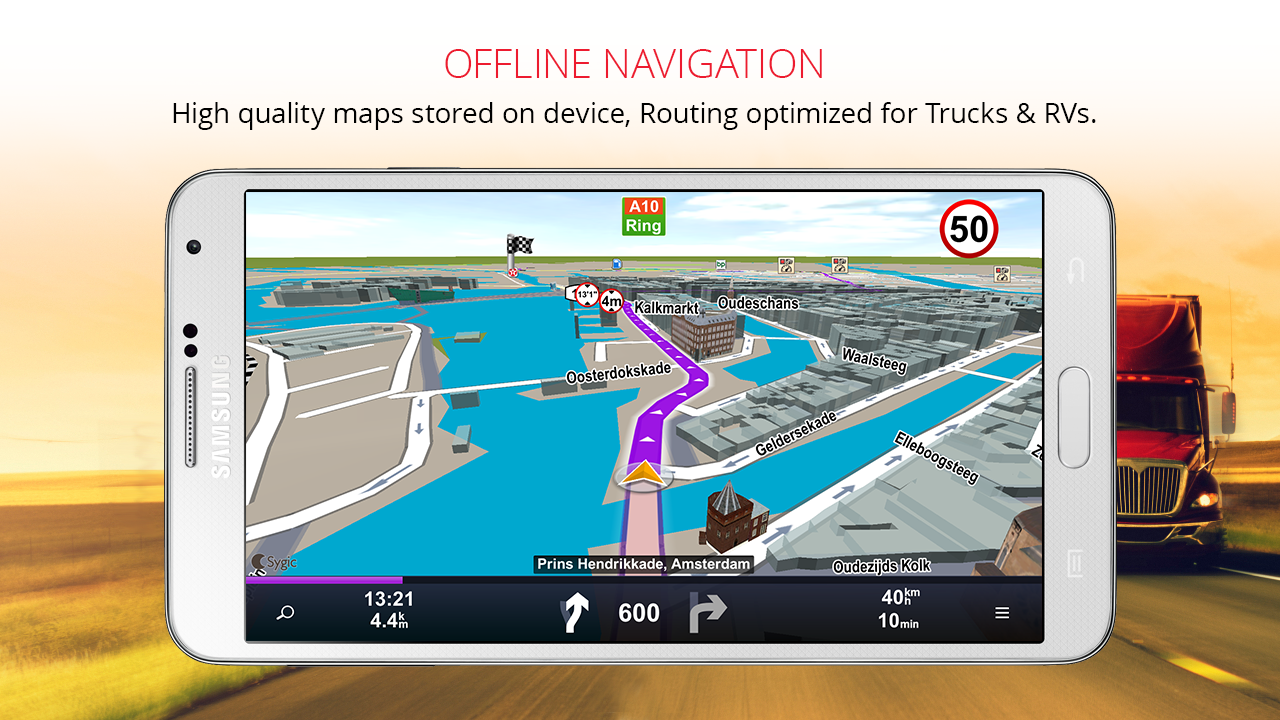 sygic professional navigation 13 8 7 apk download android