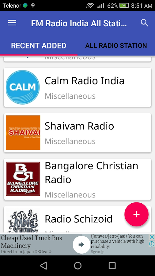 FM India All Stations Telugu 2 1 2 APK Download - Android