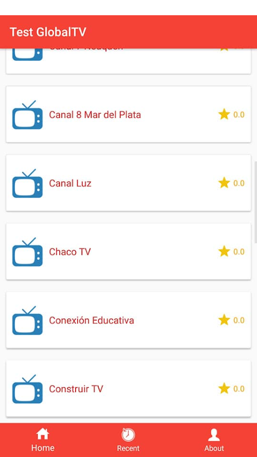 Argentina TV DuckFord Satellite Free Channels 1 1 APK
