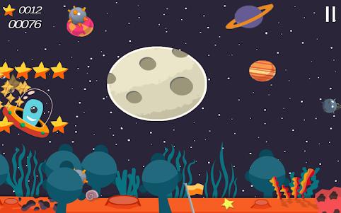 Alien Journey 1.0 screenshot 3