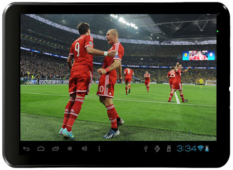 Soccer Tv 1 1 APK Download - Android Sports Games