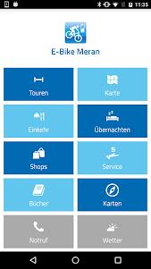 E-Bike Meran 1.0 screenshot 1