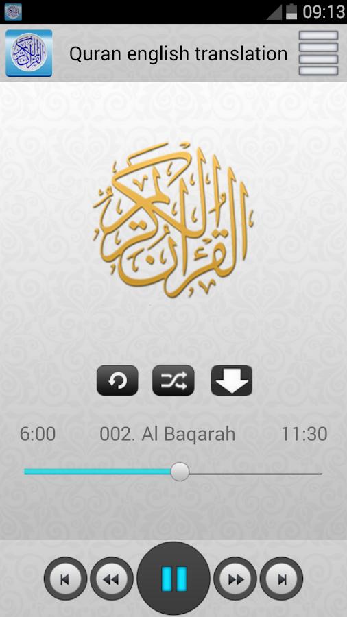Download quran translation in english mp3 | Peatix