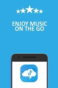SoundStorm - Mp3 Music Player 1.0 screenshot 2