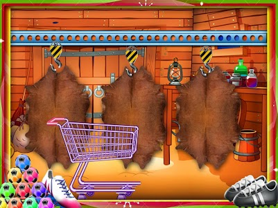Hero Foot ball Factory Sports Shop 1.1 screenshot 23