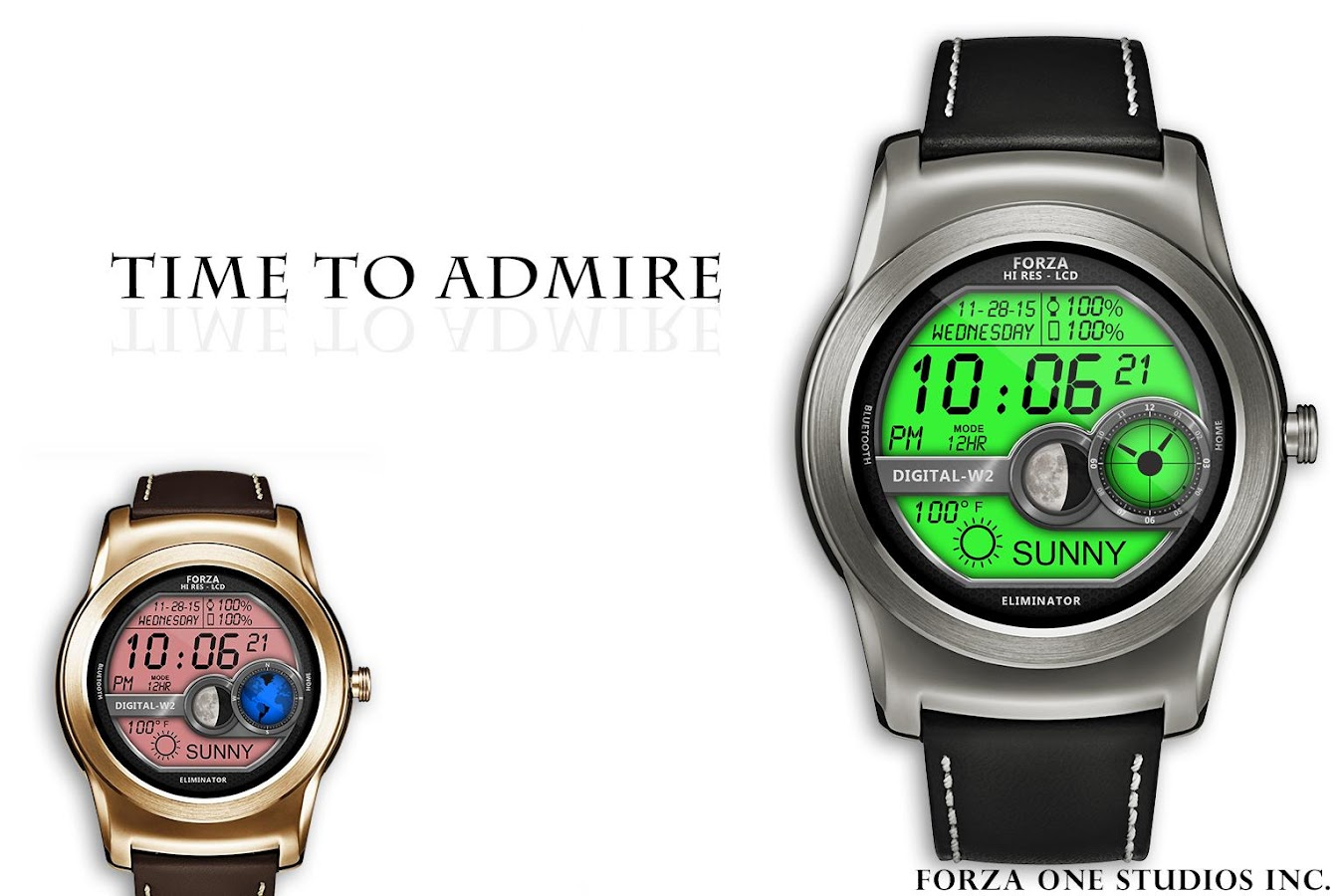 Watch Face W02 Android Wear 219 Apk Download Circuit Board Clock V 10 For G Facerepo Screenshot 20
