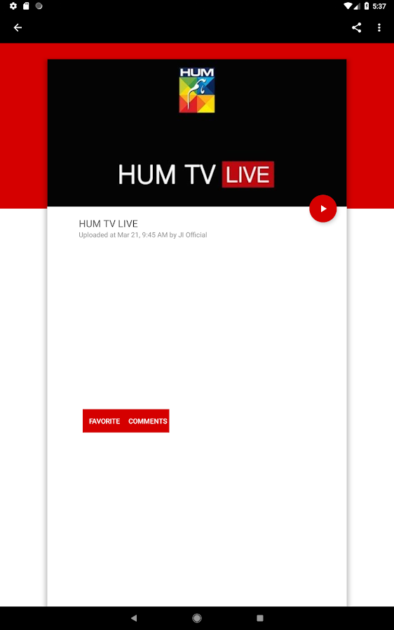 Pakistan News & Live TV - UNEWS 3 8 0 APK Download - Android 新闻