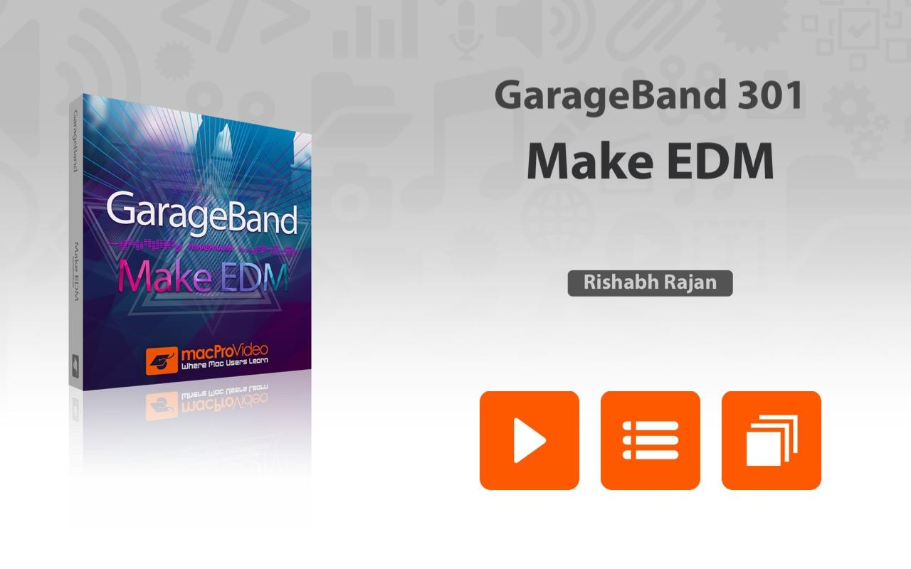 Make Edm Course For Garageband 1 0 Apk Download Android Music