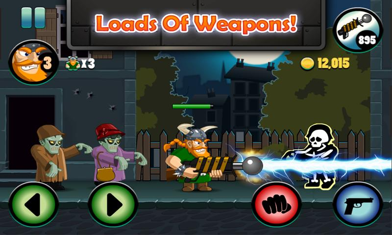 Zombie killer 1 0 0 6 APK Download - Android Arcade Games