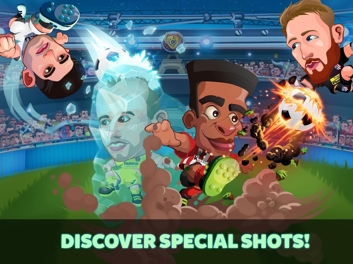 cheat head soccer apk