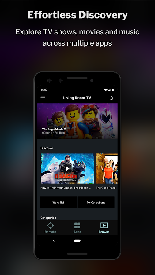 VIZIO SmartCast Mobile™ APK Download - Android Entertainment
