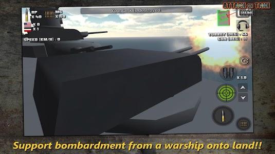 Attack on Tank : Rush - Heroes of WW2 2.2.0 screenshot 7