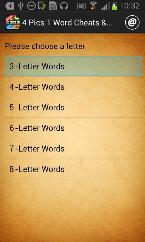 4 Pics 1 Word Cheats Answers 212 Apk Download Android Puzzle Games