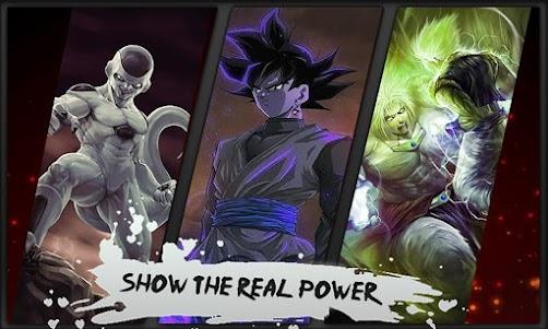 Superstar Saiyan Goku Fighting: Superhero Battle 1.0 screenshot 2