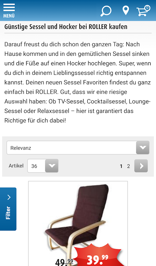 Roller Möbelhaus Kostenlos Möbel App 231 Apk Download Android