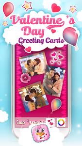 Valentine's Day Greeting Cards 1.0 screenshot 4
