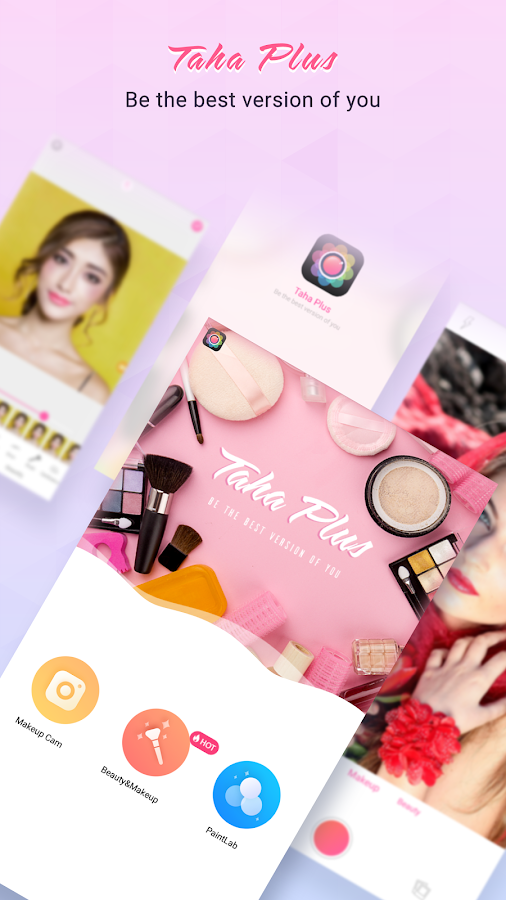 Taha Plus: Face Makeup Camera, Photo Makeup Editor 1 1 0 APK