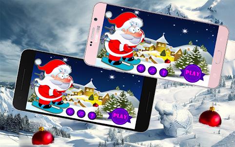 Noël skiing adventure 1.0 screenshot 1