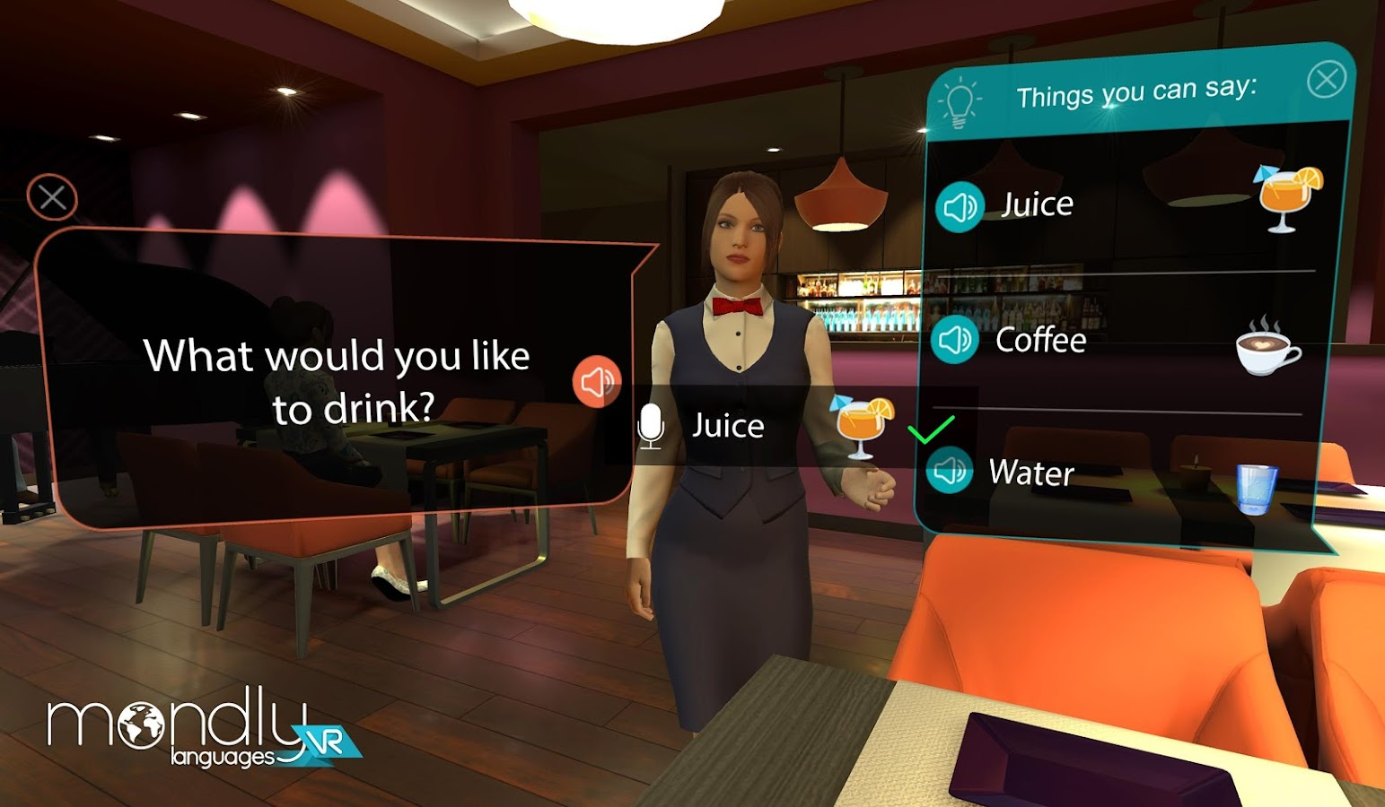 Mondly: Learn Languages in VR 3 0 2 APK Download - Android