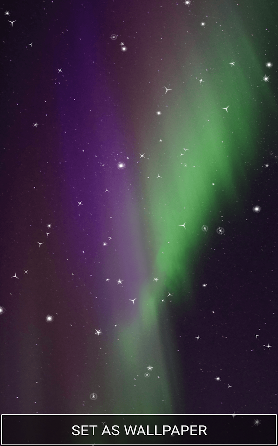 Northern Lights Live Wallpaper 12 Apk Download Android