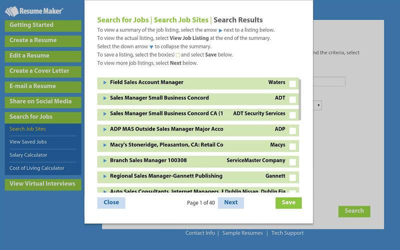 Download resume maker professional 15