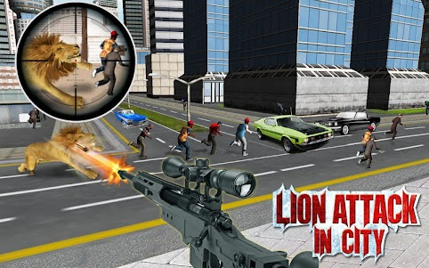 Monster Lion Attack 1.2 screenshot 6