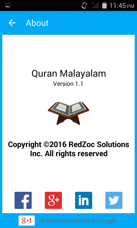 Quran Malayalam: Read and Listen 1 4 APK Download - Android