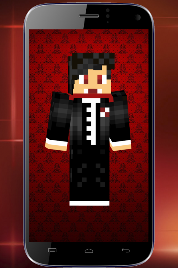 Vampire Skins For Minecraft APK Download Android Entertainment Apps - Skins para minecraft 1 8 4