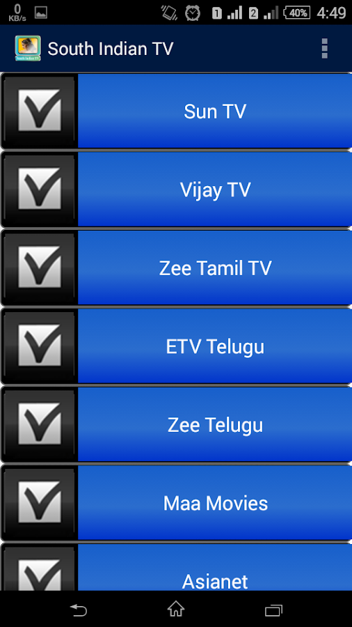 Zee Tamil Apk