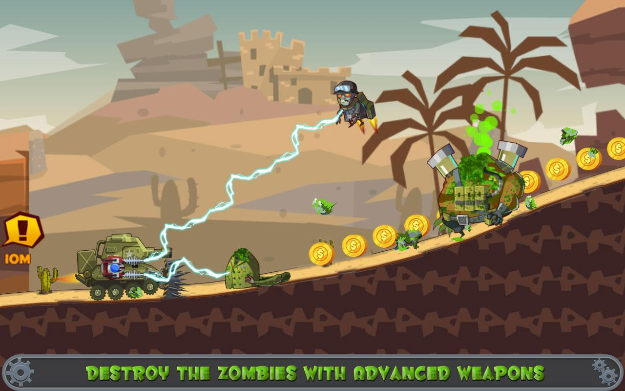 Zombie Hill Trip Derby Racing 1 3 APK Download - Android