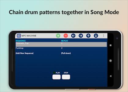MPC MACHINE - Sampling Drum Machine Beat Maker 1.36 screenshot 7