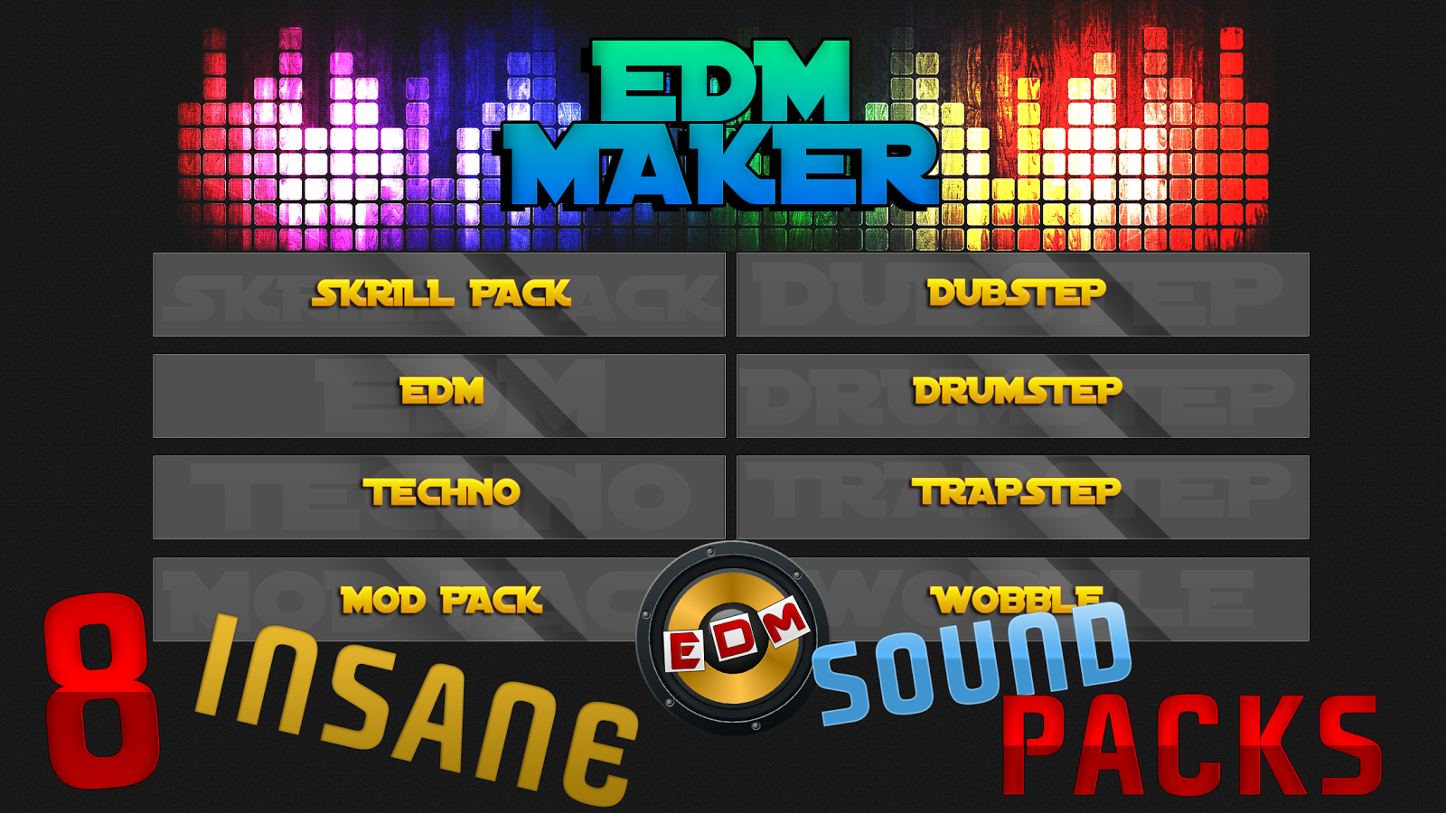 EDM MAKER 12 Screenshot 1
