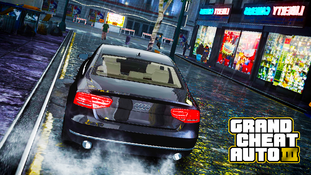 Cheats Mods for GTA 3 2 1 APK Download - Android Books