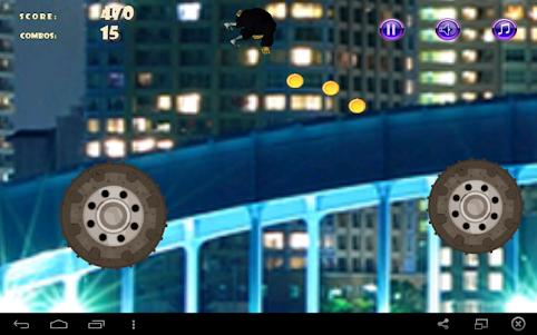 Jumping Ninja 1.0 screenshot 5