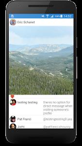 Social Network - CodeCanyon Preview 2.5 screenshot 5