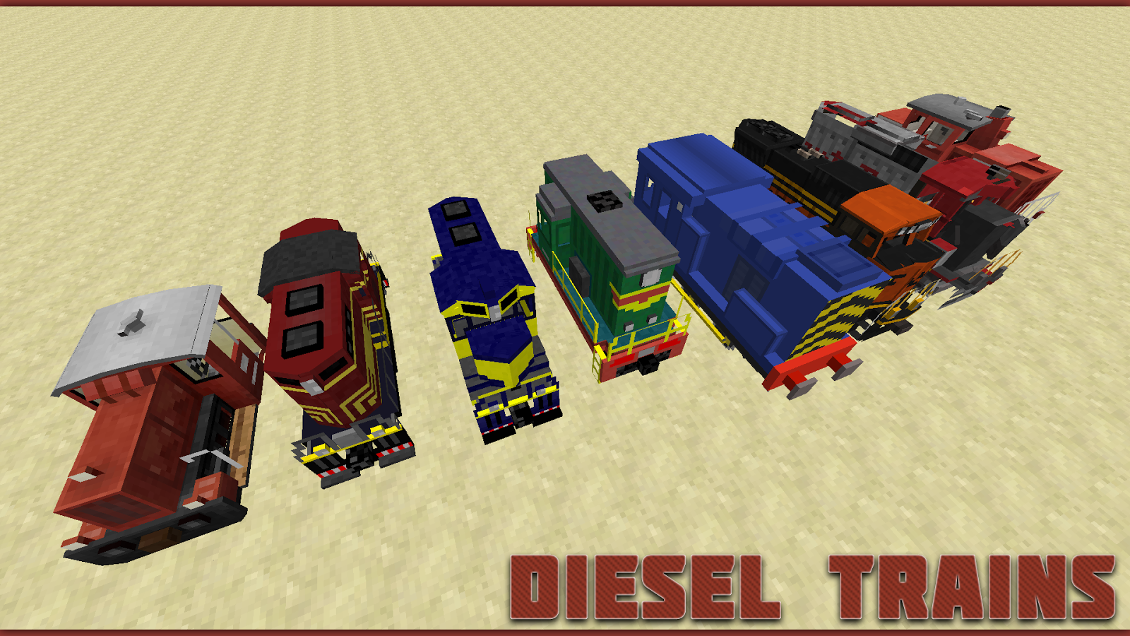 Train Mods For Minecraft 1 0 APK Download - Android Books