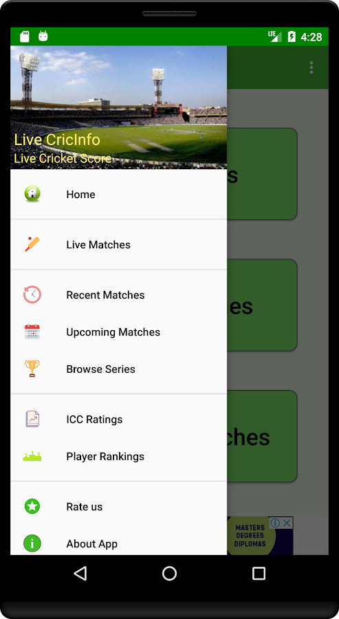 🌷 Cricinfo app apk free download | Free ESPNcricinfo Cricket App