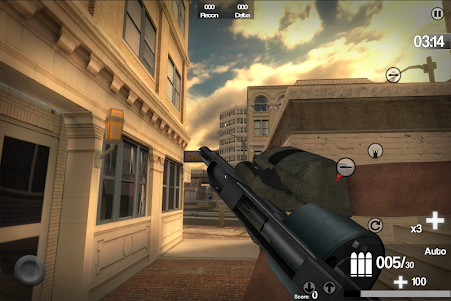 Coalition - Multiplayer FPS 3.336 screenshot 6