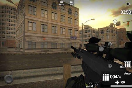 Coalition - Multiplayer FPS 3.336 screenshot 5