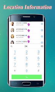 GPS Caller ID Locator & Mobile Real Number Tracker 1.0 screenshot 13