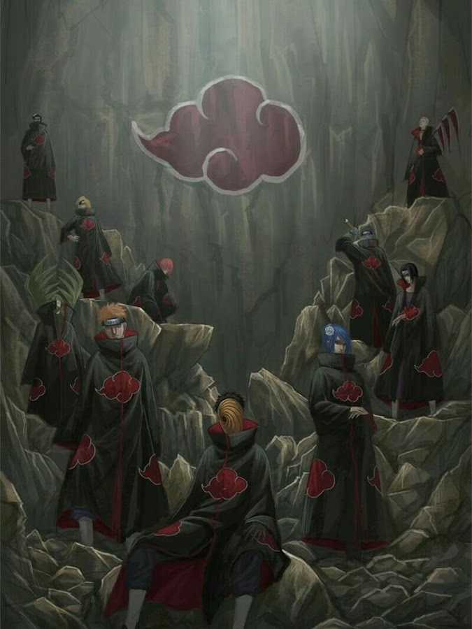 Akatsuki Wallpapers Hd 10 Apk Download Android