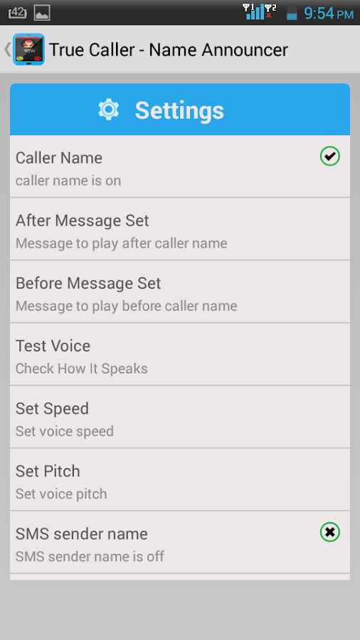 TrueCaller-Name Announcer 1 0 APK Download - Android Communication Apps
