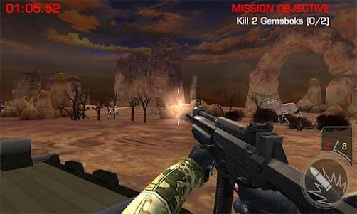 Offroad Deer Hunter 3D 1.1 screenshot 1