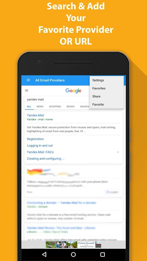 All Email Providers - Hotmail,Gmail,Outlook,GMX 1 2 1 APK