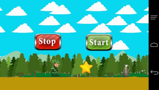 Cute Commando in The Forest 1.0 screenshot 5