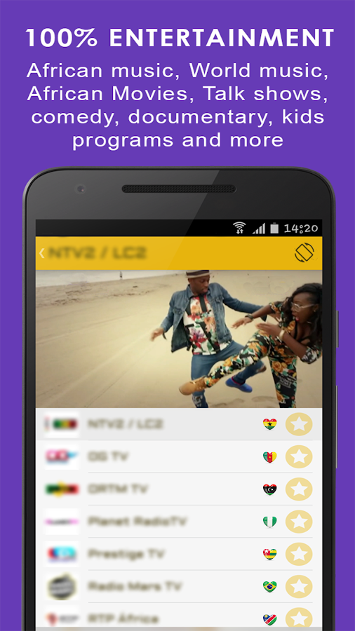 Watch Live TV Free & Online Radio 5 1 3 APK Download - Android