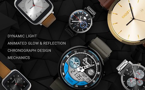 Weareal. Realistic Watch Faces  screenshot 1