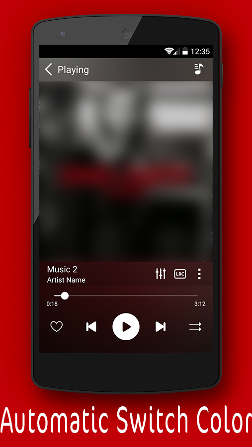 BlackPlayer Music Player 2 0 5 APK Download - Android Music