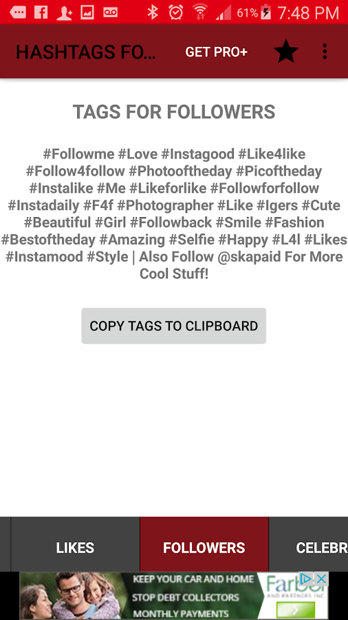 Instalike apk | Download Instalike APK 1 1 for Android