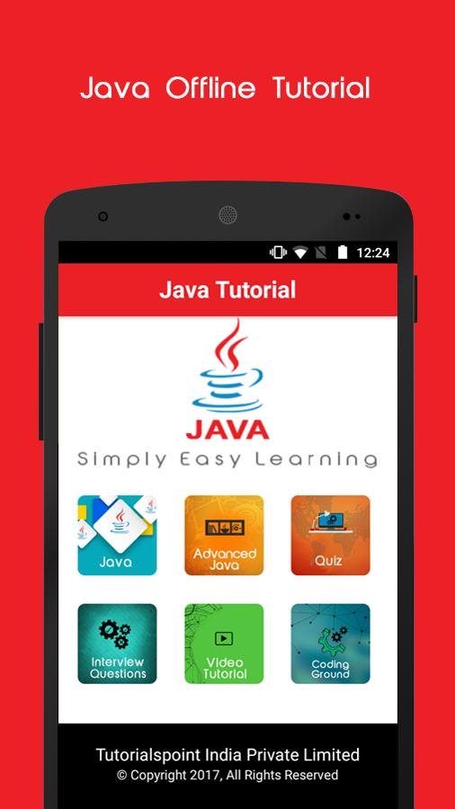 Java Offline Tutorial 1 4 APK Download - Android Education Apps